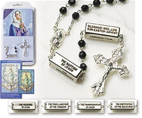 how to get the mystery people on crossy road rosary gifts black mystery rosary
