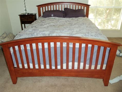 Mission Style Bed Frames Bed Frame Mission Style In Moving Sale 78741 S Garage Sale Au