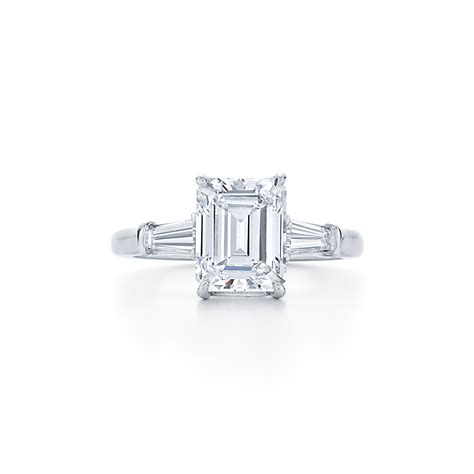 emerald cut engagement ring dk gems