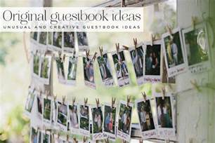 themed wedding reception guest book 18 and creative guest book ideas smashing the