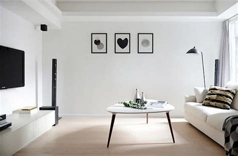 Small Minimalist Living Room by Minimalist Decor Living Room Modern House