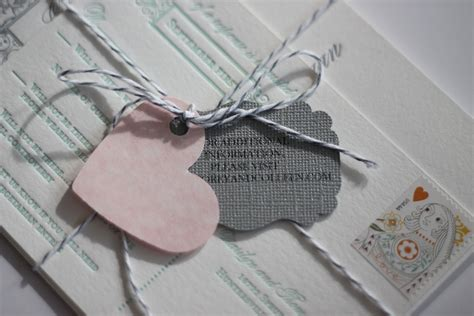 bakers twine wedding invitations fancying up your wedding invitations diy two delighted