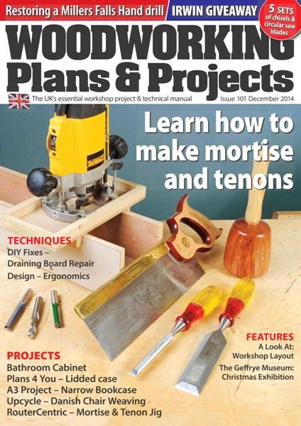 woodworking plans projects december   ebooks