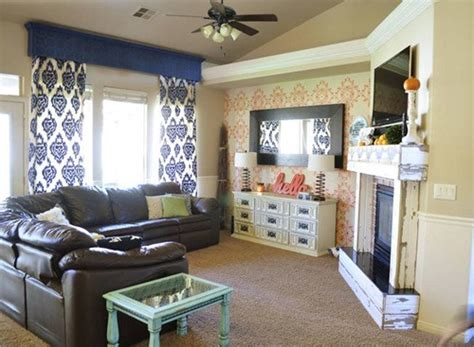 Vibrant Living Room Colors All Things Thrifty