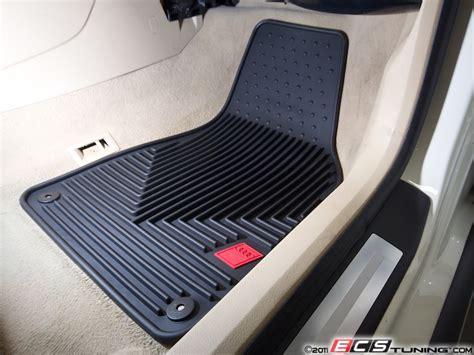 Audi Mats by Ecs News Audi B7 Rs4 All Weather Floor Mats