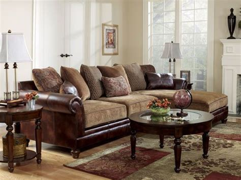 old world sofas sanders old world faux leather chenille sofa couch