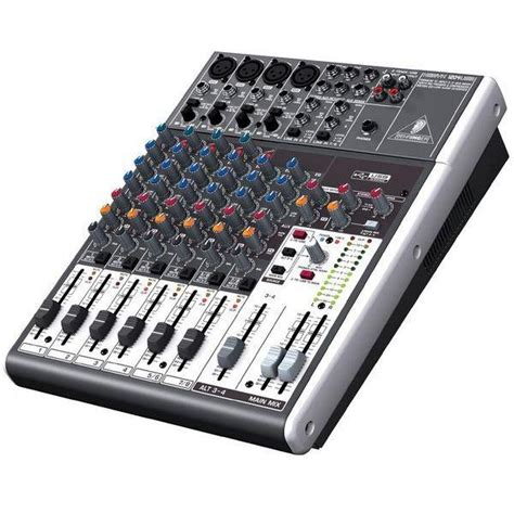 Top Cha Nel Premium By Ek Boutique consoles sono et studio behringer xenyx 1204usb table