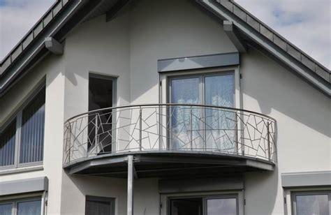 balkongeländer edelstahl wertvolle edelstahl balkongel 228 nder in schmitzstruktur