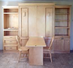 Murphy Bed Converts To Table Fold Up Beds Murphy Desk And Murphy Beds On Pinterest