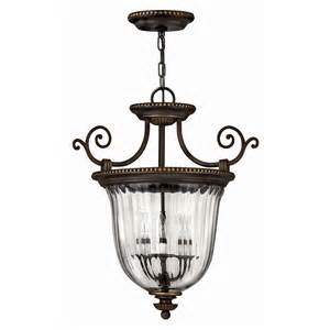 small hallway chandeliers hinkley lighting 3613 3 light cambridge small foyer light
