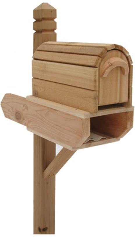 post woodworking pdf diy cedar mailbox plans cabinfield