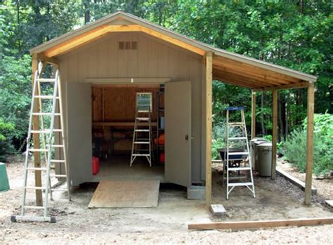 Shed Extensions by The World S Catalog Of Ideas