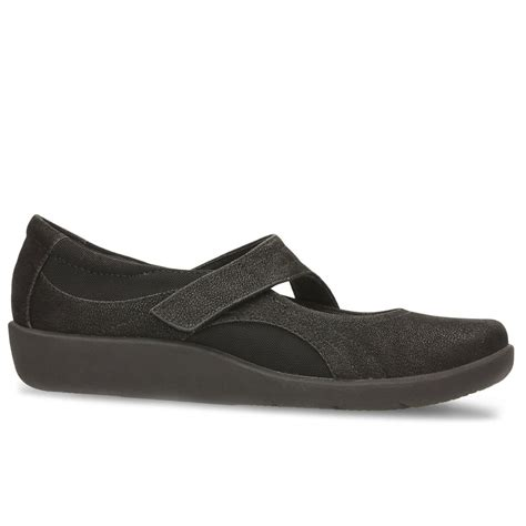 clarks sillian womens wide casual shoes from