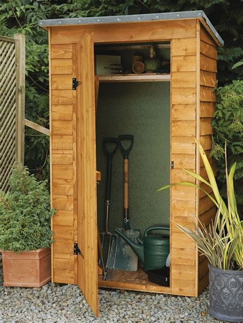 build   tool shed   small garden tool shed