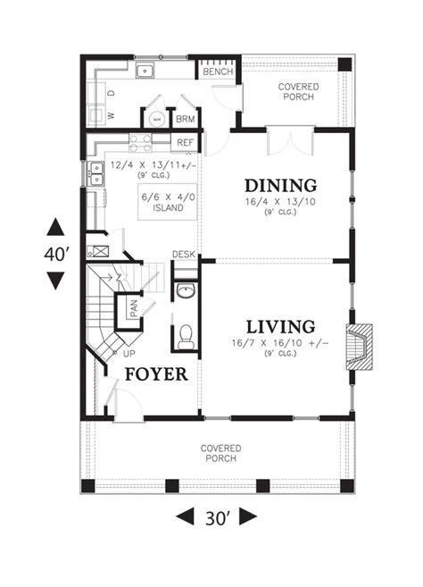 berkshire house plan house plan 22172b the berkshire