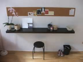 Small Floating Desk Ikea The Best Choice Of Ikea Floating Desk For Your Home Wall