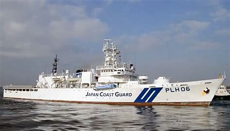 japan to send two massive patrol ships to the east china - Ship Japan