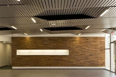 Metal Ceiling System by Linear Metal Ceiling System By Douglas Contract