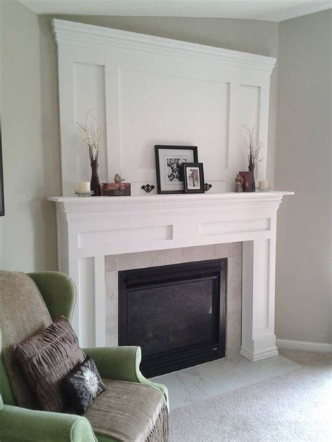 Diy Fireplace Makeover by Diy Fireplace Makeover Craftsman Fireplaces And