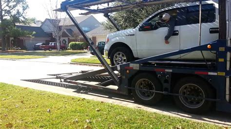 Door To Door Auto Transport by Ford F150 Truck Transport Delivery Door To Door Car