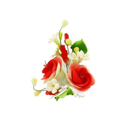 Petit Bouquet De Fleurs by Petit Bouquet De Fleurs Pastillage Pas Cher Cerf