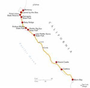highway 1 california road trip map road trip california suitqais diaries