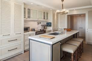 Louvered Kitchen Cabinet Doors by Kitchen Cabinet Ideas