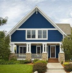 Cottage Blue Paint by 1000 Images About Blue Cottages Exterior Paint For New