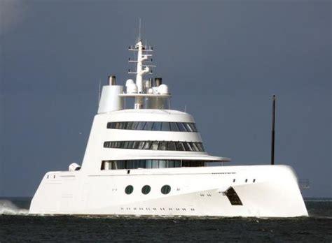 jacht russische miljardair jacht van de week yacht a opreis nl
