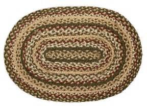 Oval Rugs Ihf Checkered Rug Carpet Garden Design Jute Fabric Braided