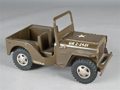 tonka army jeep tonka army jeep circa 1960