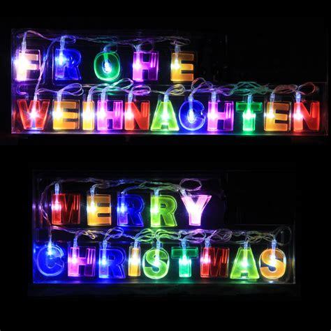 Fensterdeko Weihnachten Beleuchtet Bunt by Led Lichterkette Weihnachtsdeko Fensterdeko Fensterschmuck