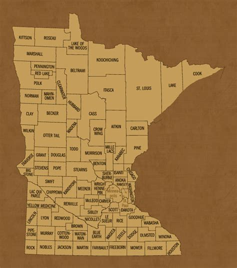 mn deer zone map minnesota leases by county base c leasing