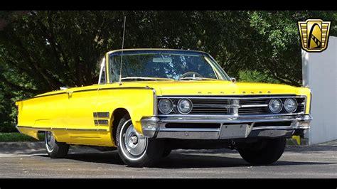 1966 chrysler 300 convertible 1966 chrysler 300 convertible gateway orlando 850