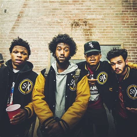 chance the rapper donnie trumpet the social experiment