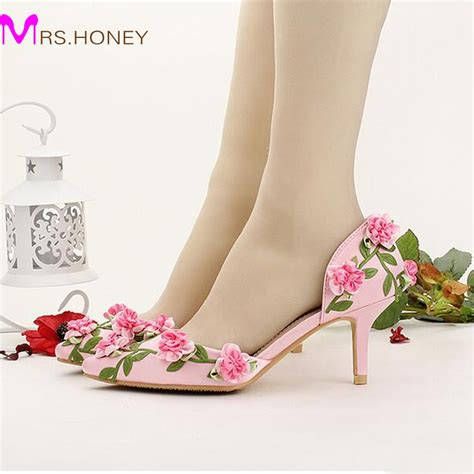 Where To Buy Bridesmaid Shoes by Buy Wholesale Pink Bridesmaids Shoes From China