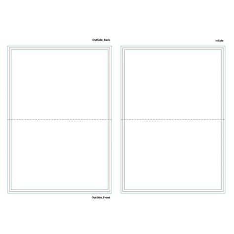 4x6 Table Tent Template credit note template uk