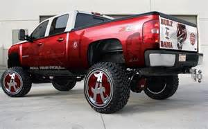 Wheels Truck Football Roll Tide Awesome Truck Alabama Football