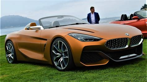 new bmw 2018 z4 new bmw z4 2018 beautiful and aggressive