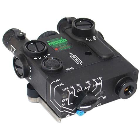 Aim Laser morovision dbal a2h 50mw green aiming laser with ir mvl 40177