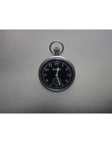 Clock Mat by Ir285 Hanhart Dash Clock Mat Black
