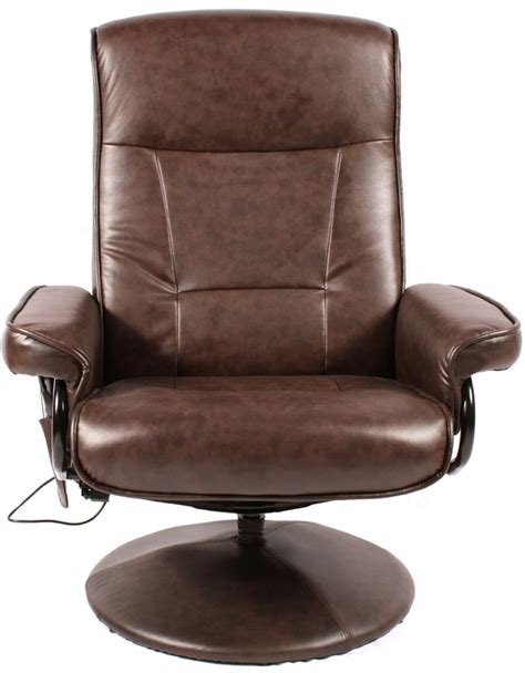 Recliner With Heat by Relaxzen 8 Motor Recliner With Heat Brown 60