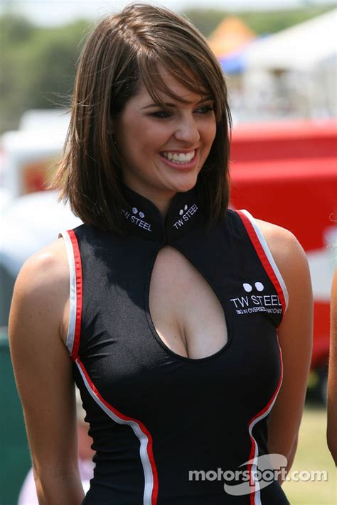 Sweepstakes Girl - miss tw steel south africa grid girls contest at kyalami