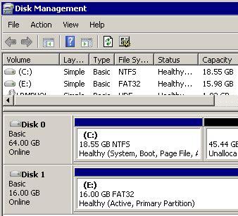 diskpart format udf adminxp cz souborov 233 syst 233 my