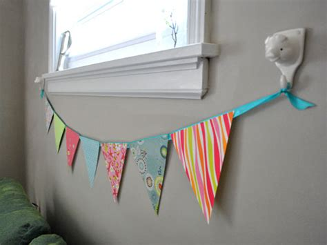 How To Make Paper Bunting Banners - bunting banner 27 how to s guide patterns