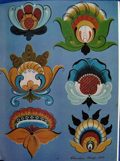 watercolor tattoo norge best 25 rosemaling ideas on