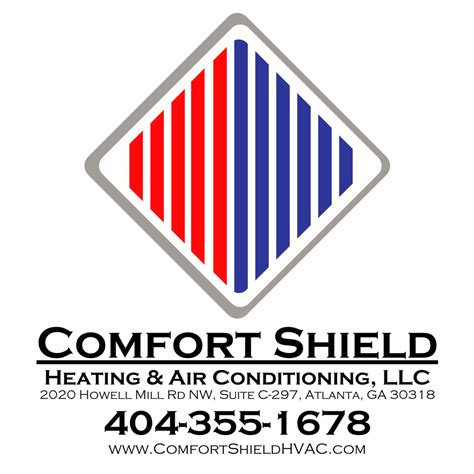 comfort heating and air comfort shield heating and air conditioning heating