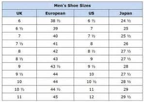 shoe size 27 to us shoe size chart 27 cm shoe size all about
