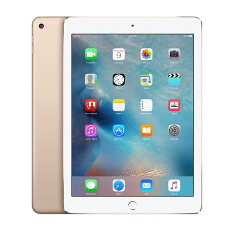 Air 2 Gold 64gb refurbished air 2 wi fi 64gb gold apple uk