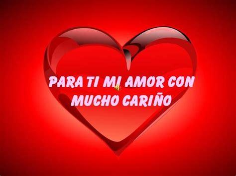 imagenes de amor para ti para ti mi amor con mucho cari o authorstream